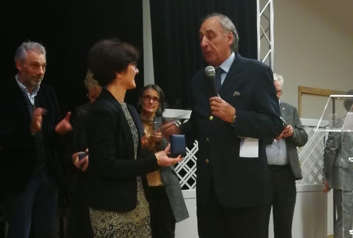 Danse et form' Attitude à l'honneur lors des vœux du maire